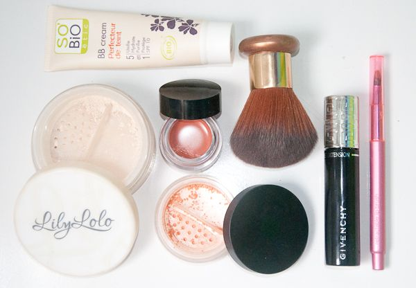 Productos para el no perfect makeup